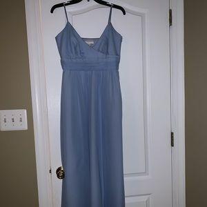 Light Blue Prom Dress